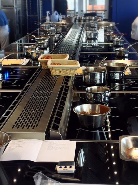Cocina de Trabajo